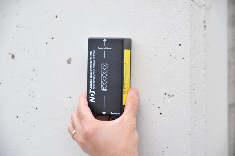 Rebarscope Sensor
