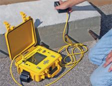 R-Meter MK III Basic System Rebar Locator/Pachometer